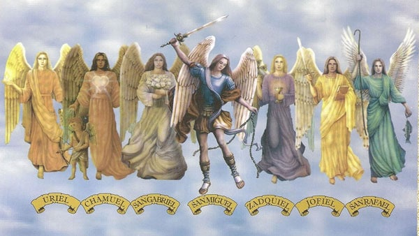 Angel Cards Reading